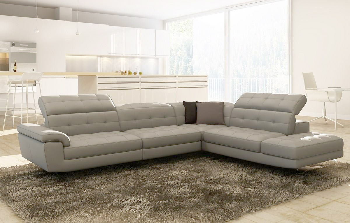 Leather sofa cordoba for Sofa ideal cordoba