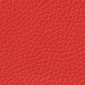 Leather double thickness colour Red