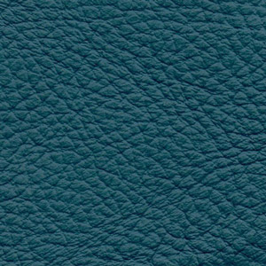 Leather double thickness colour Blue Marino